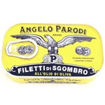 ANGELO PARDOI MACKEREL IN OLIVE OIL 125G