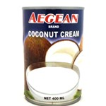 AEGEAN COCONUT CREAM 400ML