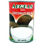 AEGEAN COCONUT MILK 400ML