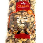 AEGEAN MYKONOS ROASTED NUT MIX 425G