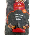 AEGEAN RAISINS SEEDLESS 500G