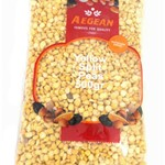 AEGEAN YELLOW SPLIT PEAS 500G