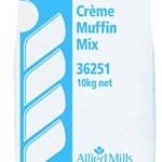 ALLIED CREME MUFFIN MIX 10KG