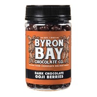 BYRON DARK CHOCOLATE GOJI BERRIES 200G