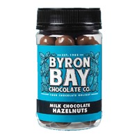 BYRON MILK CHOCOLATE HAZELNUTS 200G