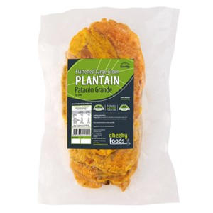 CHEEKY PATACON GRANDE TOSTON GREEN PLANTAIN 1kg