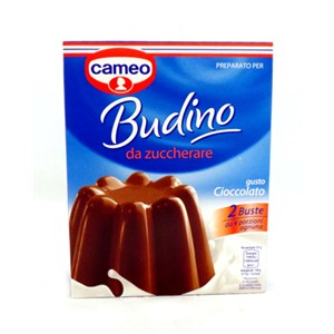 CAMEO BUDINO CHOCOLATE 96g