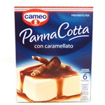 CAMEO PANNA COTTA WITH CARAMEL 97G
