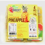 CHEEKY PULP FROZEN PINEAPPLE 4X125G