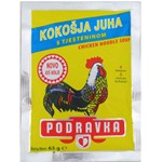 PODRAVKA CHICKEN NOODLE SOUP 62G