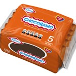 CHOCORAMO CHOCOLATE COATED CAKE 5 units 325g