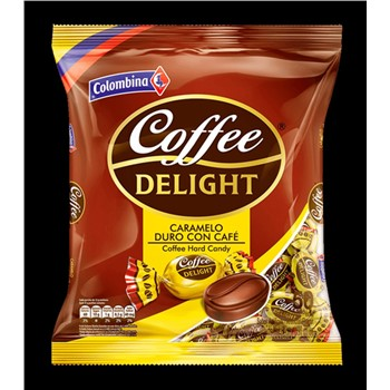 COFFEE DELIGHT HARD CANDY x50 190g