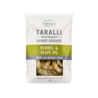 CONTINENTAL TARALLI WITH FENNEL 250G