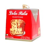 DOLCE ITALIA PANETTONE (RED) 900G
