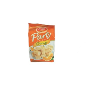 GASTONE LAGO PARTY ORANGE WAFERS 250G