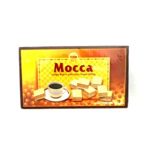 EUROPA MOCCA WAFERS 500G