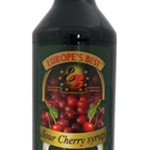 EUROPES BEST SOUR CHERRY SYRUP 1L