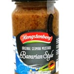 HENGSTENBERG BAVARIAN MUSTARD 200ML
