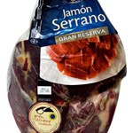 JAMON SERRANO (WHOLE LEG)/KG