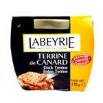 LABEYRIE DUCK TERRINE 170G