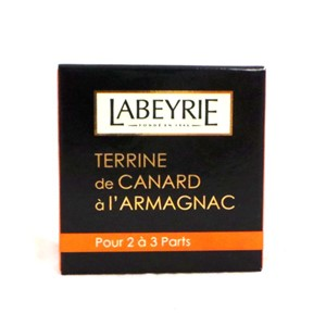 TERRINE DUCK LABEYRIE 65g