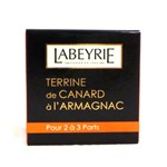 LABEYRIE DUCK TERRINE ARM 65G