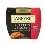 RILLETTES DUCK LABEYRIE 170g