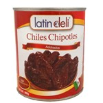 CHIPOTLE CHILLIES ADOBO LATIN DELI 800g