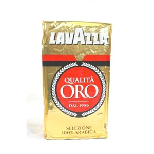 LAVAZZA 100% ARABICA COFFEE ORO 250G