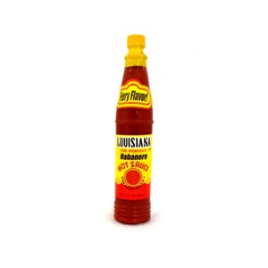 LOUISIANA HABANERO HOT SAUCE 88ml