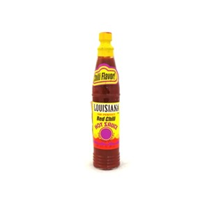 LOUISIANA RED CHILLI HOT SAUCE 88ml