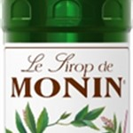 MONIN GREEN MINT SYRUP 700ML