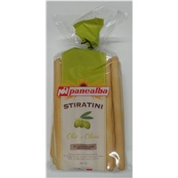 PANEALBA BREADSTICKS OLIVE OIL 250G