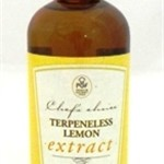 PGF TERPENLESS LEMON EXTRACT 100ML
