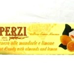 PROPERZI NOUGAT ALMONDS LEMON 200G