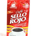 SELLO ROJO COFFEE GROUND 250G