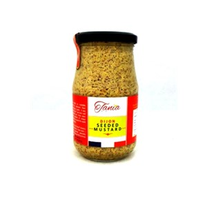 TANIA DIJON SEEDED MUSTARD 380G