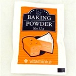 VITAMINKA BAKING POWDER PRASOK ZA 12G