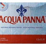 ACQUA PANNA MINERAL WATER GLASS 1L x12