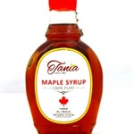 TANIA MAPLE SYRUP 250ML