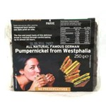 MESTEMACHER PUMPERNICKEL 250G SQUARE