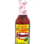 EL YUCATECO HABANERO RED HOT SAUCE 120ml