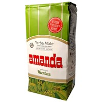 AMANDA YERBA MATE WITH HERBS 500G
