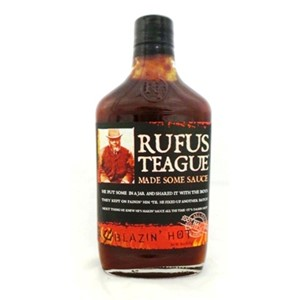 RUFUS TEA BLAZ HOT SAUCE 473ML