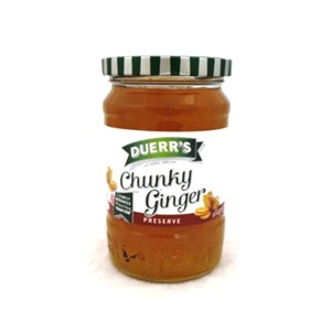 DUERR'S CHUNKY GINGER PERSERVE 454G