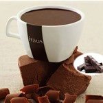 FRAUS DARK CHOCOLATE SACHETS X20G