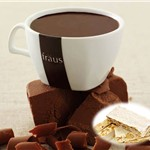 FRAUS NOUGAT CHOCOLATE SACHETS X20