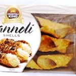 CROSTOLI CANNOLI SHELL X10 180G