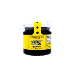 CUTTLEFISH INK 90g