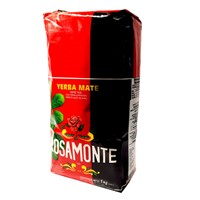ROSAMONTE REGULAR YERBA MATE 1KG